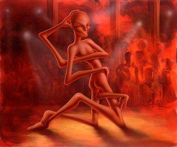 Dans van de Medusa van Achim Prill