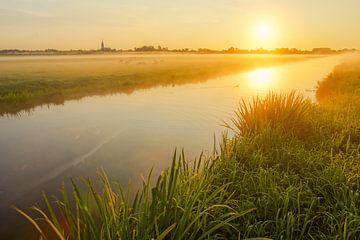 Deze mooie morgen van Dirk van Egmond