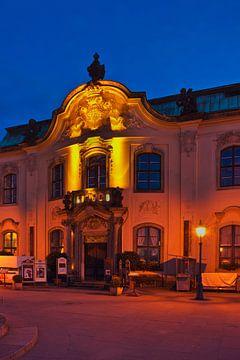 Sekundogenitur Dresden von