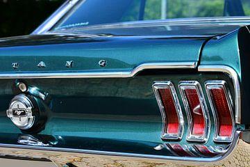 Ford Mustang 1968 Detail 1.0 sur Ingo Laue