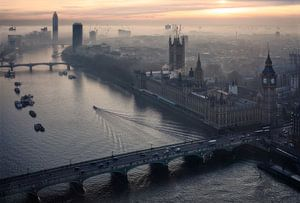 Londen View van