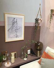 Kundenfoto: Klein - Mädchen aus Nadel & Draht von Kim Rijntjes