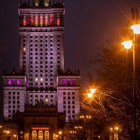 Warschau van Eric van Nieuwland