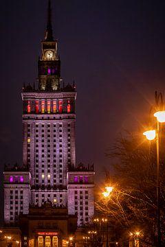 Varsovie sur Eric van Nieuwland