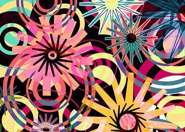 Pattern-3a Wild Thing von Pia Schneider
