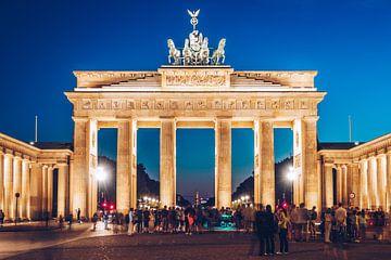Berlin - Brandenburg Gate sur Alexander Voss