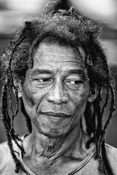 portret van Marcel Bonte
