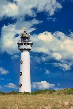 Phare Egmond aan Zee sur C. Nass