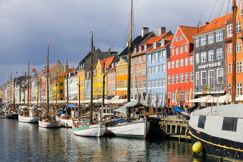 Kopenhagen  van Petra Brouwer
