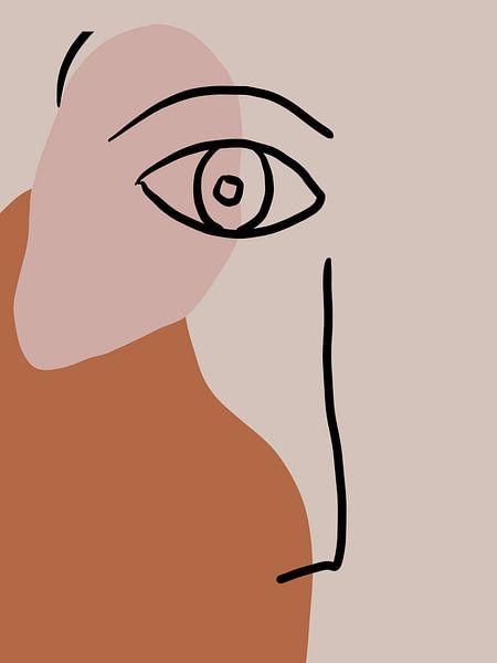 Kijk van YOPIE illustraties