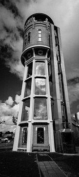 Watertoren gerestaureerd in moderne stijl sur Jack Vermeulen