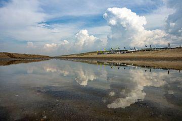 Strand bij Wassenaarse Slag von Michel van Kooten