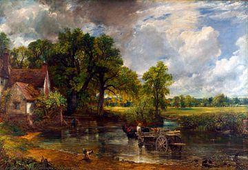 The Hay Wain, John Constable