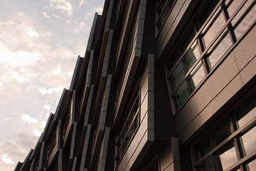 Moderne architectuur in Almere van André van Bel