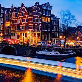Canals of Amsterdam van Henk Goossens