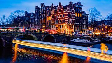 Canals of Amsterdam sur Henk Goossens