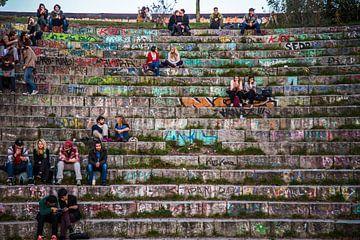 Verhalen van de trap van Omri Raviv