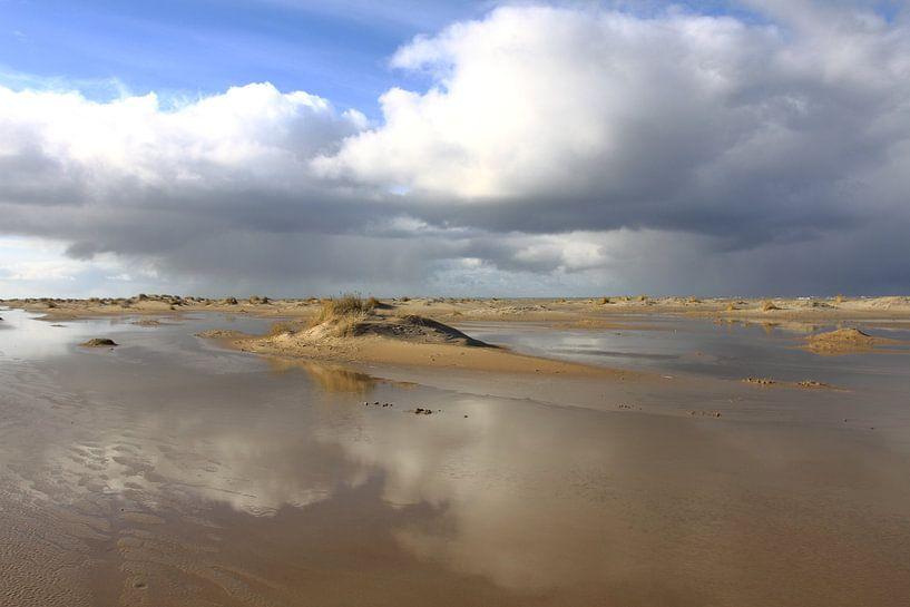 Ameland /Mooie luchten van Rinnie Wijnstra