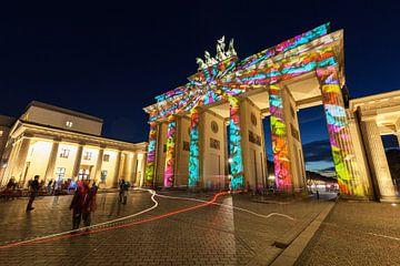 Brandenburger Tor illuminiert von Tilo Grellmann | Photography