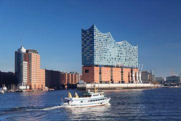 Elbphilharmonie Concertzaal, HafenCity, Hamburg van Markus Lange
