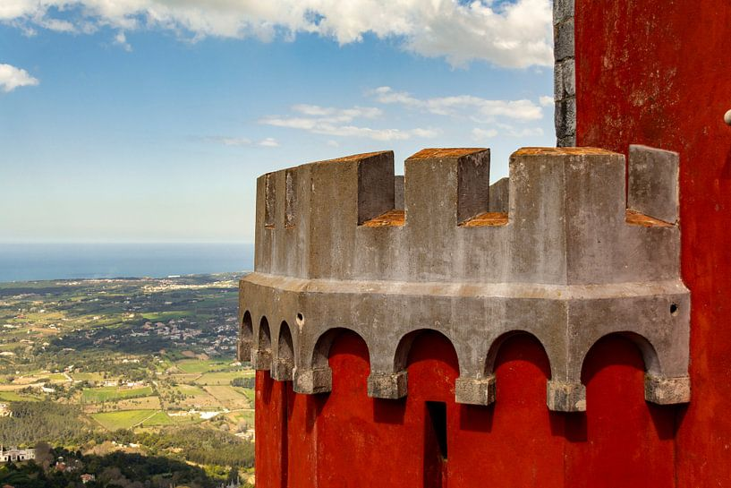 De Rode Toren van Ton de Koning