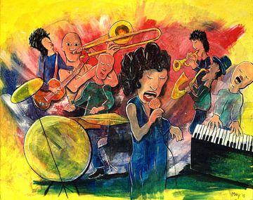 Muziek 2 sur Mary Pedersen