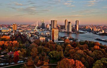 Rotterdam cityscape von Linda Raaphorst