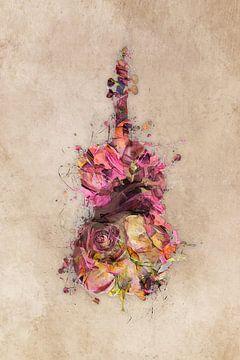 Cello Musikinstrument Kunst #cello von JBJart Justyna Jaszke