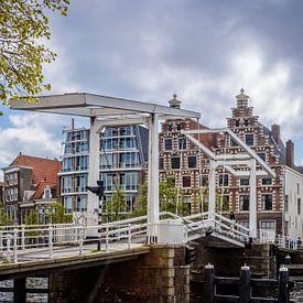 Gravenstenenbrug Haarlem von Yvon van der Wijk