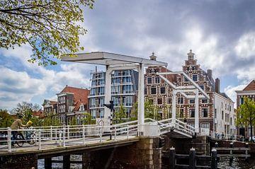 Gravenstenenbrug Haarlem sur Yvon van der Wijk