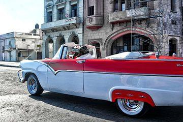 Oldtimer in Cuba von Tilly Meijer