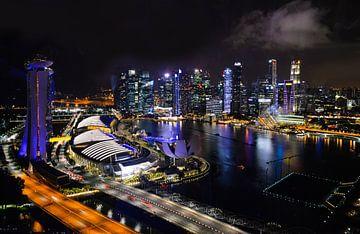 Singapur von Robert Styppa
