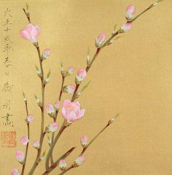 Pfirsichblüten, Gyoshū Hayami