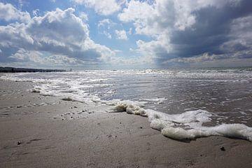 Zoutelande strand von Angela Wouters