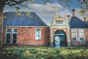 Groningen - Sint Anthony Gasthuis von Marly De Kok