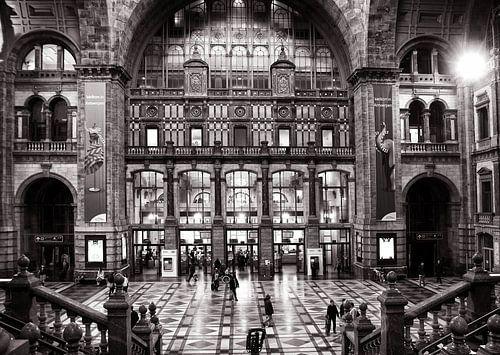 Stationshal Antwerpen von Bob Bleeker