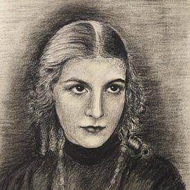 Porträt von Isa Bild