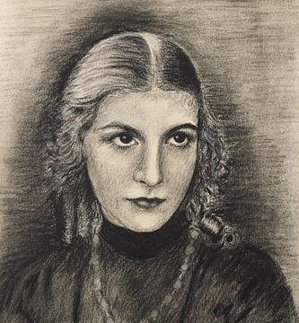 Porträt van Isa Bild