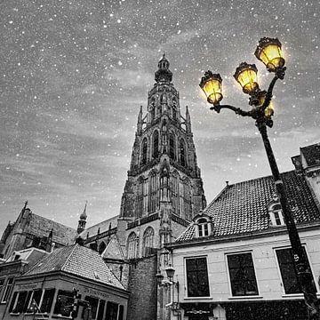 Grote kerk in Breda von Chihong