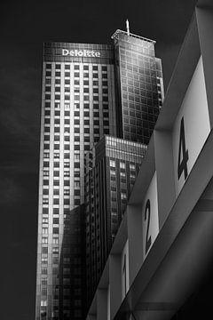 Maastoren Rotterdam von Cees van Miert