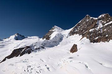 Jungfrau Uitzicht van Ronne Vinkx