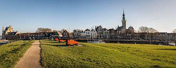 Veere Hafen von Paula van der Horst
