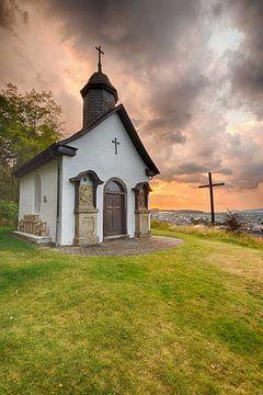 Kreuzberg Kapelle, Winterberg van Max ter Burg Fotografie