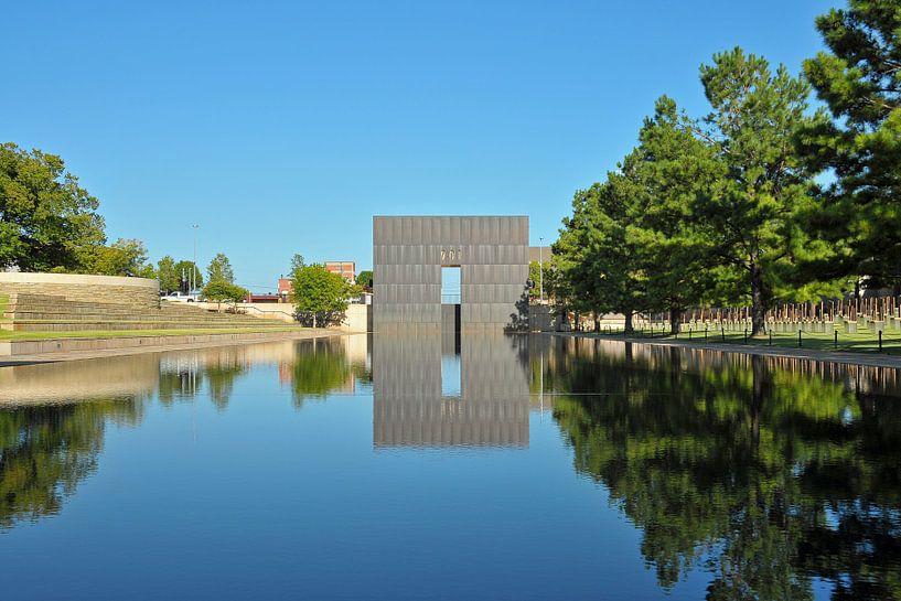 Oklahoma Reflections van Paul van Baardwijk