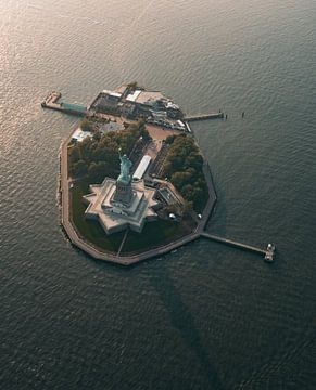 Liberty Island van
