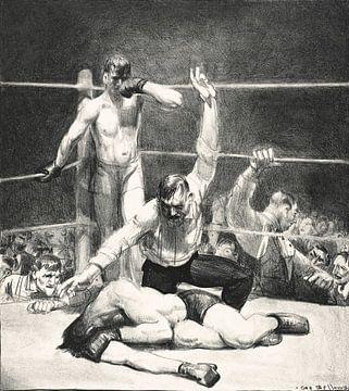 Aftellen één, 1921 van Atelier Liesjes