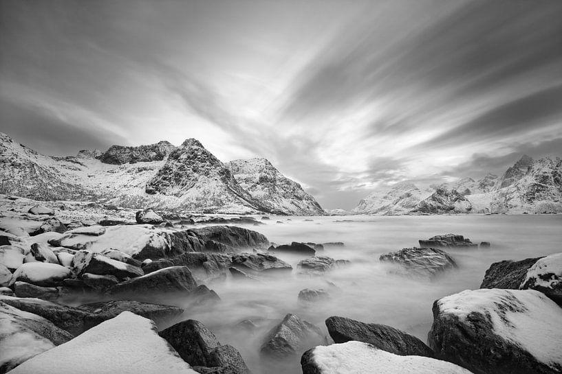 Winter Kust van Ralf Lehmann