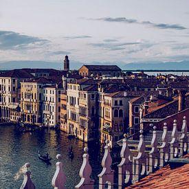 Venedig - Cannaregio / Canal Grande von Alexander Voss