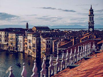 Venetië - Cannaregio / Grand Canal van Alexander Voss