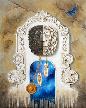Lion van Larysa Golik